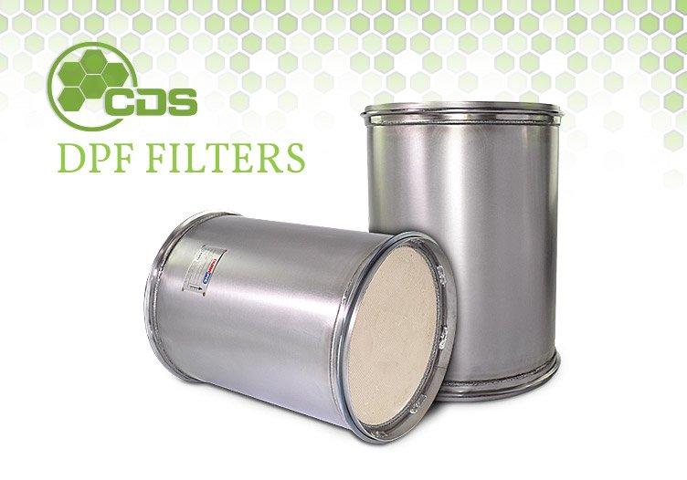 CDS DPF Filters